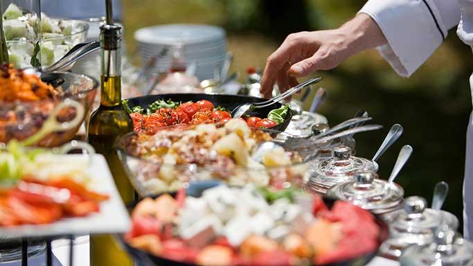 catering mat göteborg